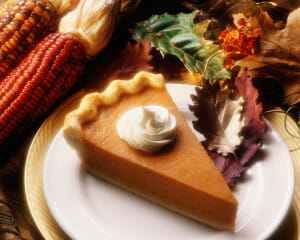 Pumpkin Pie is SO delicious!