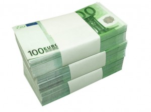 Dividend Champions - Stacks of Cash