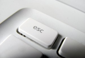 keyboard escape esc key 300x205 Business Software Purchase: Look Before You Leap