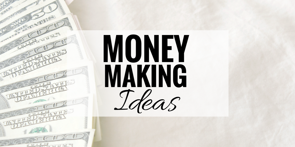 Money Making Ideas: The Top Guide to Making Money Online & Offline