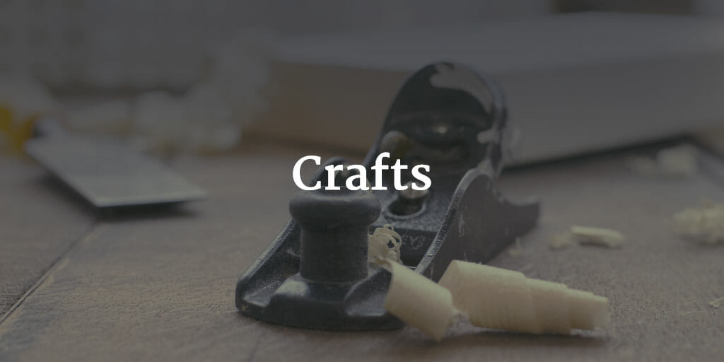 Small Scale Craft Businesses