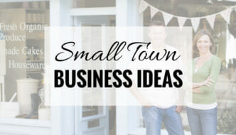 53+ Amazing Small Town Business Ideas | Succeed in Your