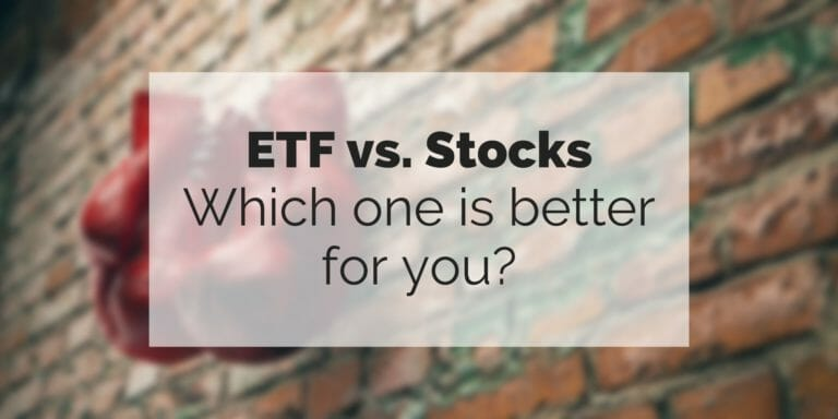 ETF vs. Individual Stocks: which one is better for you?