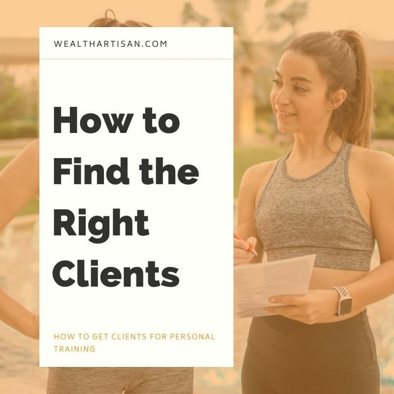 how to find the right clients