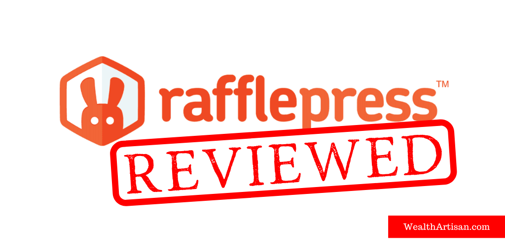 The RafflePress Plugin, reviewed!